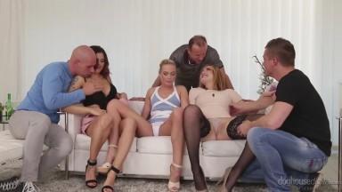 swinger orgy parties