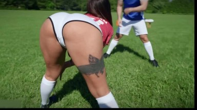 soccer girl fucked